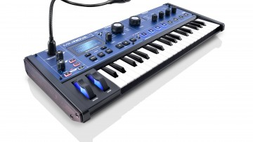Novation MiniNova Performance-Synthesizer mit 37 Tasten