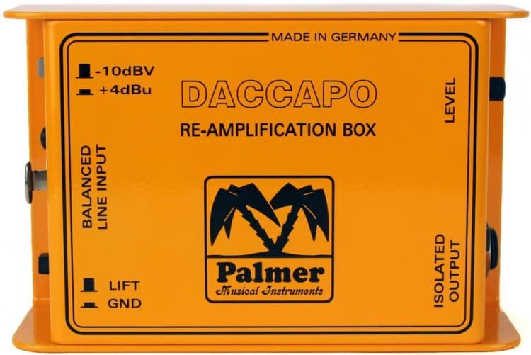 Palmer Daccapo Testbericht