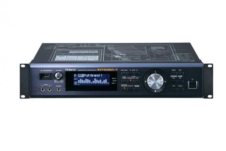 Roland Integra-7 Sound Module