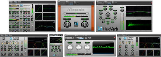 Metric Halo Production Bundle