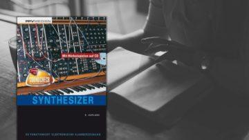 Buchtipp: Synthesizer - So funktioniert elektronische Klangerzeugung
