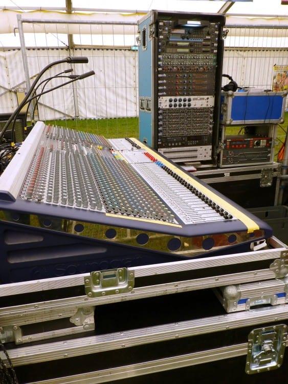 Rock am Fichtenwald 2012 mit ProAudio Technology