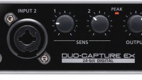 Roland Duo-Capture EX Vorderseite