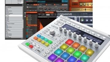 Native Instruments Maschine MK2 Testbericht