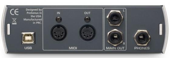 PreSonus AudioBox USB Testbericht