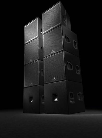 ProAudio Technology HT16 Tourset