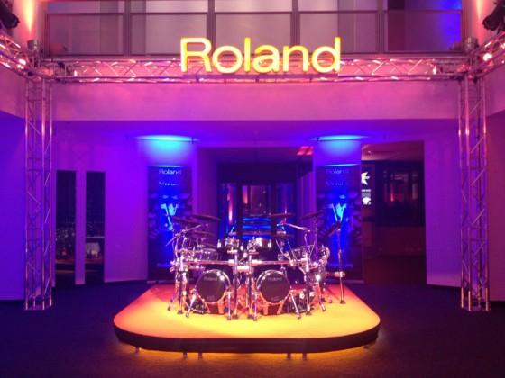 Roland V-Drums Thomas Lang Set