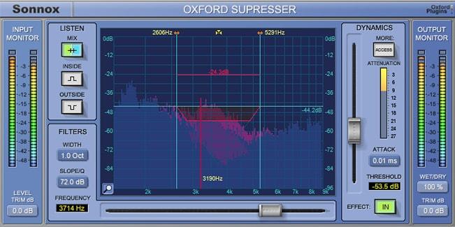 Sonnox Oxford SuprEsser