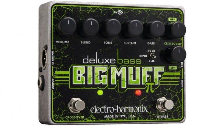 Electro-Harmonix Deluxe Bass Big Muff Pi