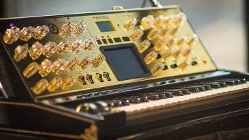 Moog 10th Anniversary Minimoog Voyager