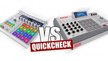 MPC Renaissance vs. Maschine MK2