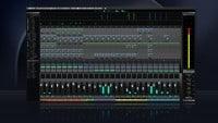 Nuendo 6 Mixer