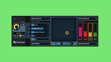 Partikkel Audio Hadron