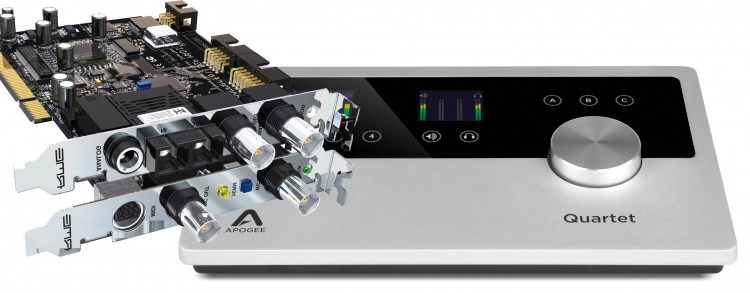 Soundkarte intern vs. Audio Interface extern