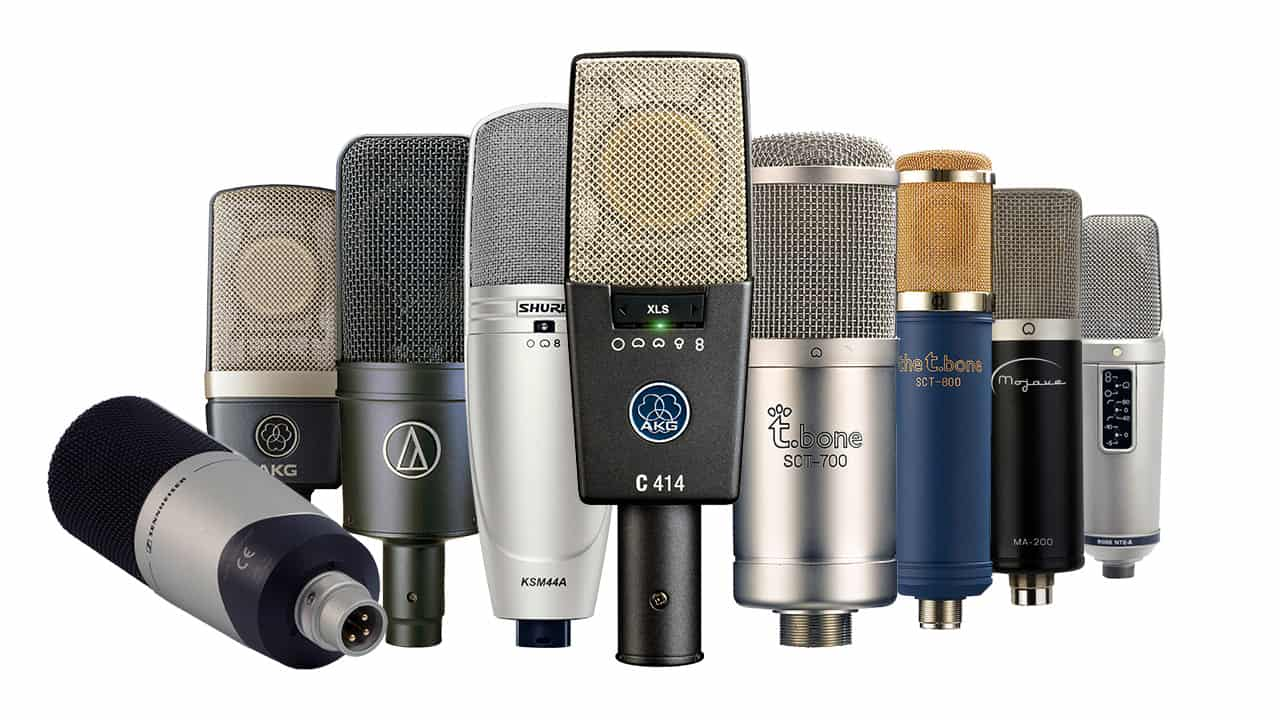 Mikrofon Test: 110 Modelle ab 33 Euro ? MEGATEST 2019