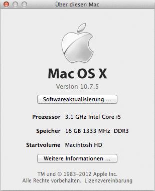 Treiber auf Mac OS einrichten