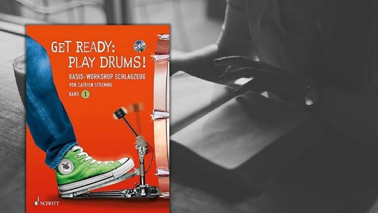 Buchtipp: Get Ready - Play Drums!