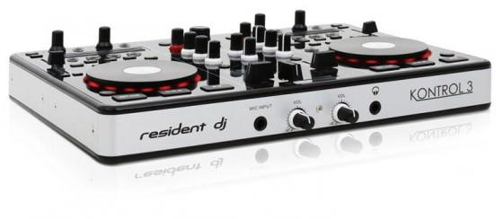 Resident DJ Kontrol 3 Testbericht