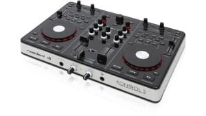 Electronic Star Resident DJ Kontrol 3 Testbericht