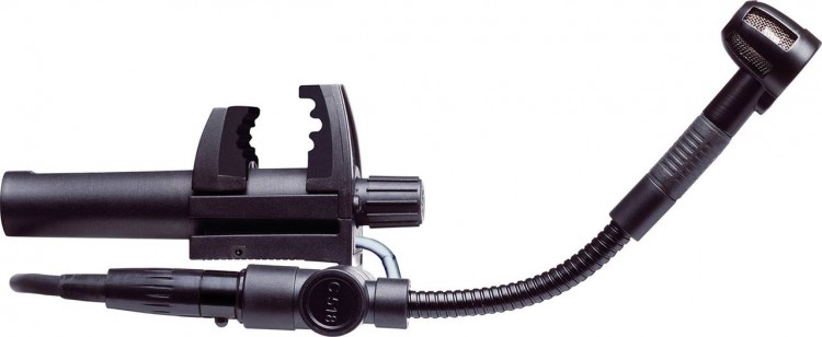 Dauerpolarisiertes Elektret-Mikrofon