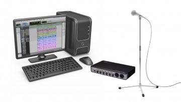 Musik produzieren Equipment für das Homerecording