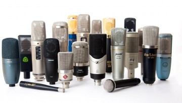 Mikrofon-Test: 36 Studio-Mikrofone im Vergleich