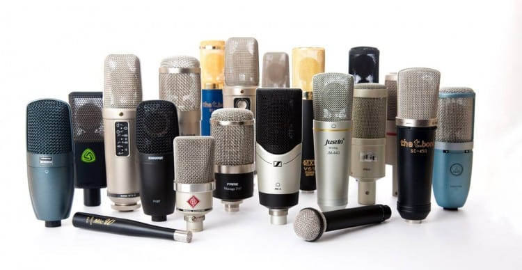 Recording Mikrofon