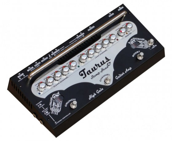 Taurus Stomp-Head 4.High Gain