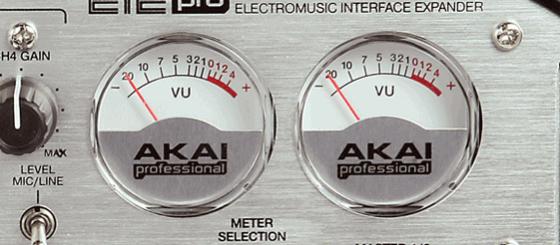 VU Meter Metering