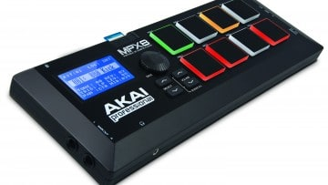 AKAI MPX8 SD Sample Launcher