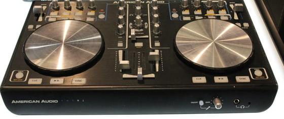 American Audio VMS DJ