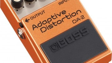 BOSS DA-2 Adaptive Distorsion