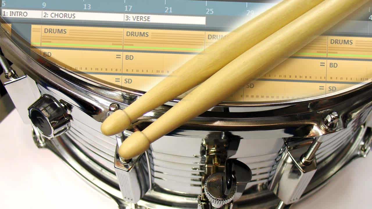 EQ Drums