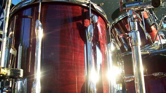 Drum Patterns programmieren