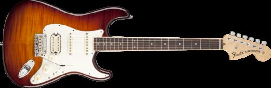 Fender Select Stratocaster HSS 2013