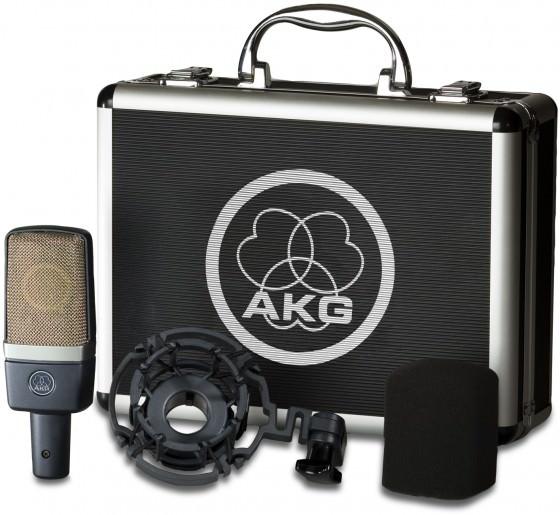 AKG C214 Testbericht
