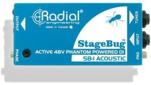 Radial StageBug SB-1