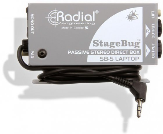 Radial StageBug SB-5 Sidewinder
