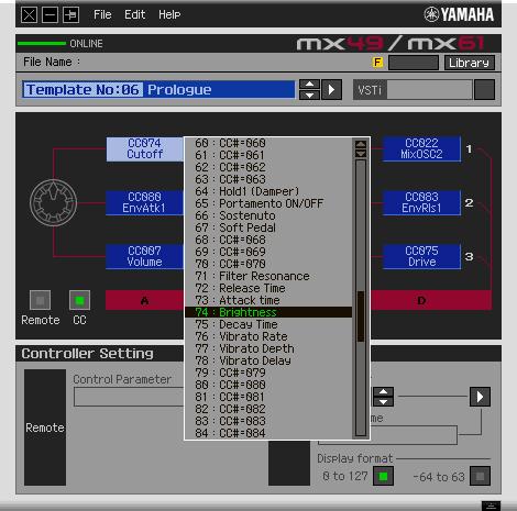 Yamaha MX49 Testbericht