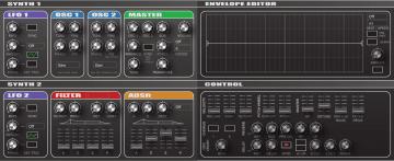 Der grundlegende Sound für unsere House Chords - TAL-NoiseMaker
