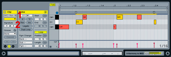 Ableton Live 9 MIDI Remixing Tutorial
