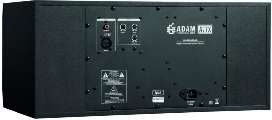 Adam A77X Testbericht
