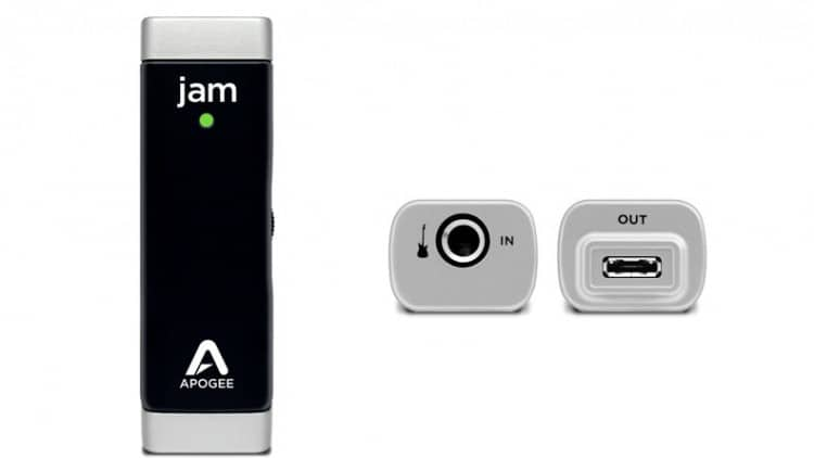 Apogee JAM Testbericht
