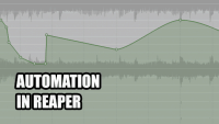 Automation in Reaper Tutorial Deutsch