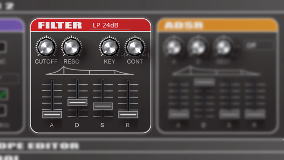 Fetten Bass Sound programmieren