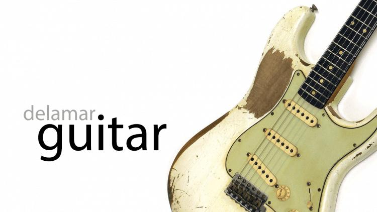delamar Guitar Podcast
