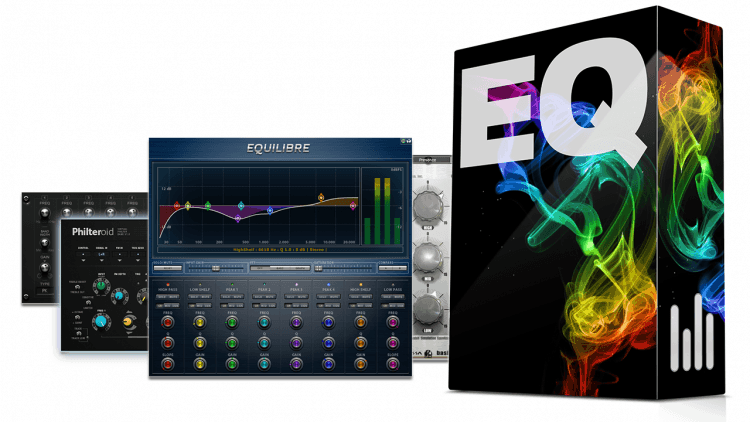 EQ & Filter - Free VST Plugins