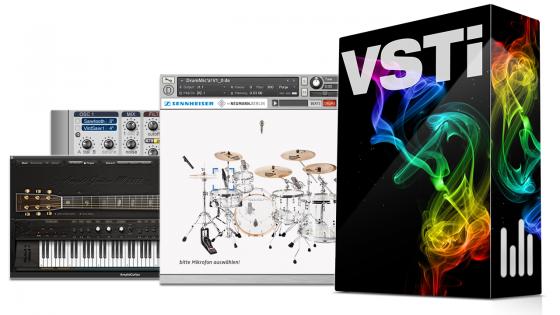 Virtuelle Instrumente - Free VST Plugins