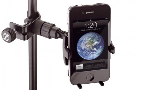 König & Meyer Smartphone Halter Testbericht