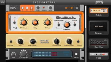Plektron Guitar Amp 2 FE